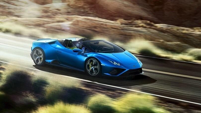Riceve aiuti dal governo, si compra una Lamborghini Huracán