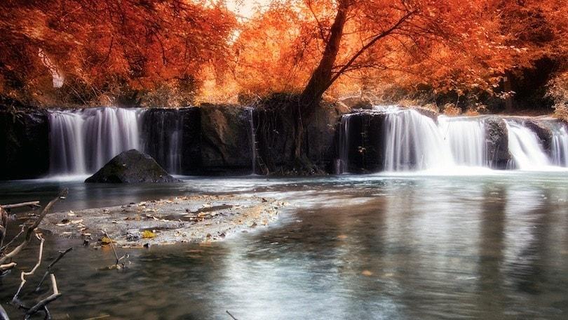 Tra Calcata e le cascate di Monte Gelato