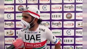 """Vuelta, 2ª tappa: Gaviria: """"Dedico la vittoria alla squadra"""""""