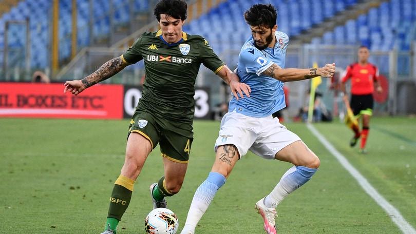 Lazio-Brescia 2-0, il tabellino