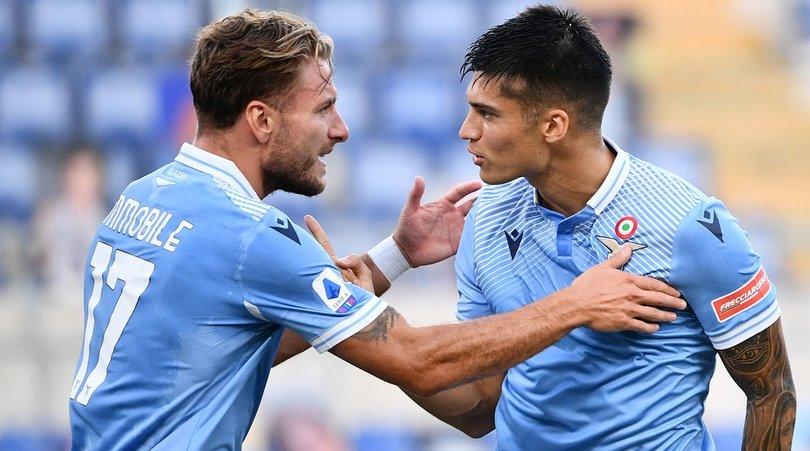 Lazio-Brescia 2-0: Immobile da Scarpa d'Oro, -1 da Higuain!