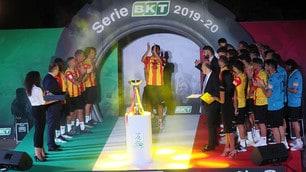 Benevento, che festa per la promozione!
