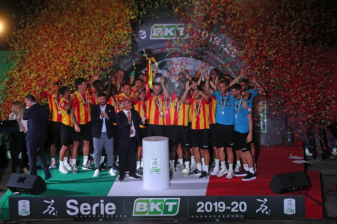 Benevento, il video della premiazione