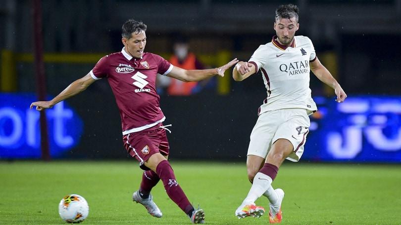Torino-Roma 2-3, il tabellino