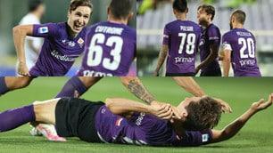 Straordinario Chiesa! La Fiorentina batte 4-0 il Bologna