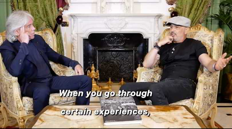 Zazzaroni intervista Mihajlovic: tutti i video