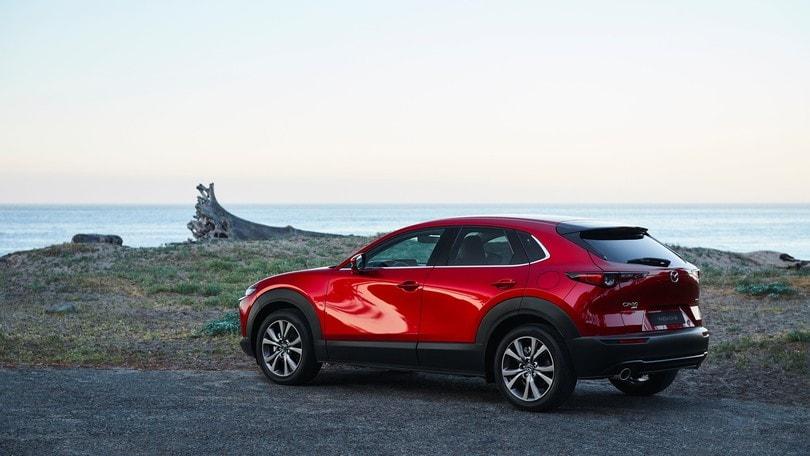 Mazda CX-30: la giapponese pronta a tutto