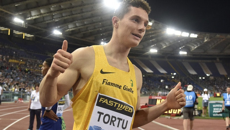 Atletica, Tortu corre il 5 agosto a Langenthal