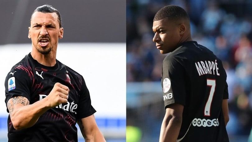 Mbappé elogia Ibrahimovic: