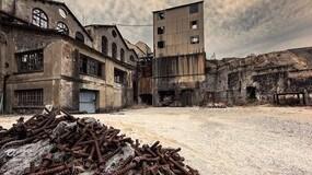 La miniera Montevecchio FOTO