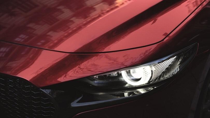 Focus Mazda3: che sguardo!