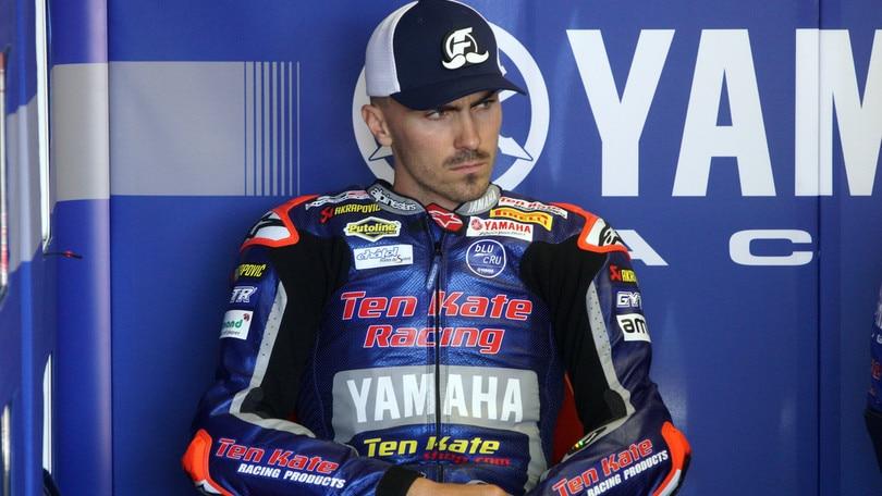 Gp Spagna, Baz con la Yamaha domina le prime libere