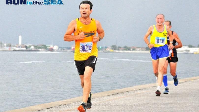 """""""Run in the Sea"""" va in scena il 21 e il 28 agosto per tornare a correre in sicurezza"""