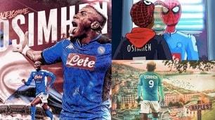 Osimhen accende Napoli: tifosi già pazzi sui social