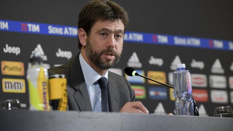 """Agnelli: """"Anno duro, ma nell'albo d'oro c'è scritto ancora Juve"""""""