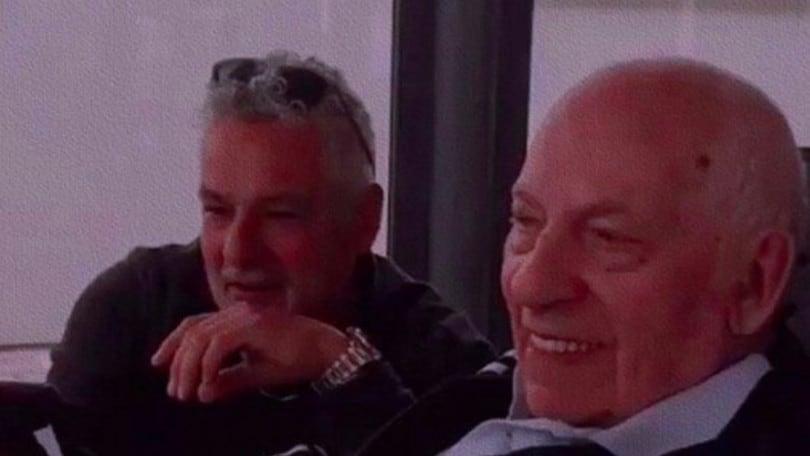 Baggio, lutto in famiglia: morto il padre Florindo