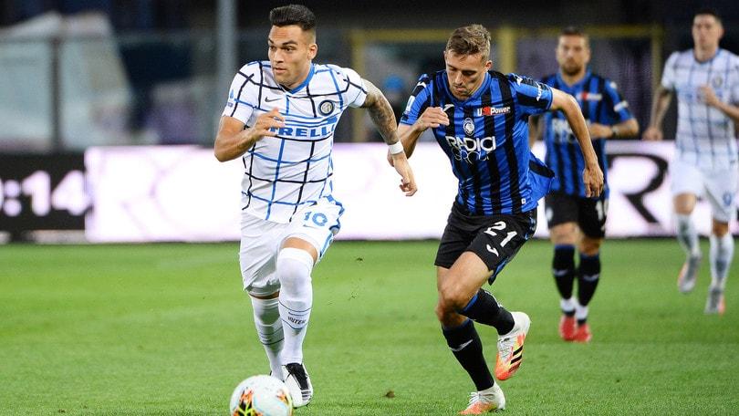 Atalanta-Inter 0-2. il tabellino