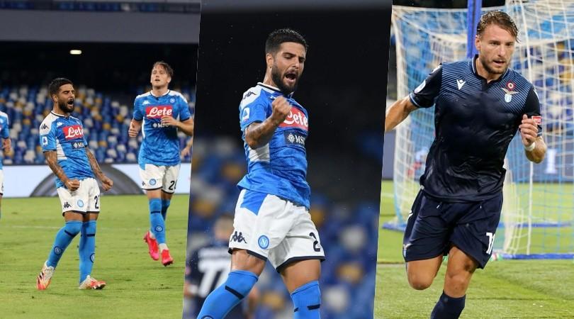 Il Napoli chiude bene al San Paolo: Immobile da record non basta a Inzaghi
