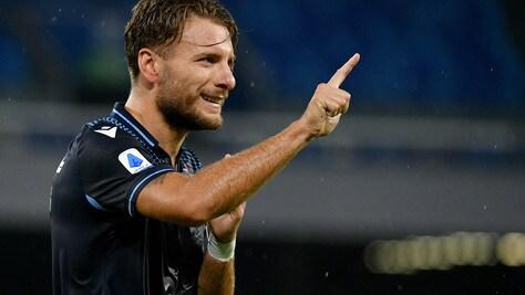 Lazio, Immobile è la tua certezza: all'esordio ha sempre segnato