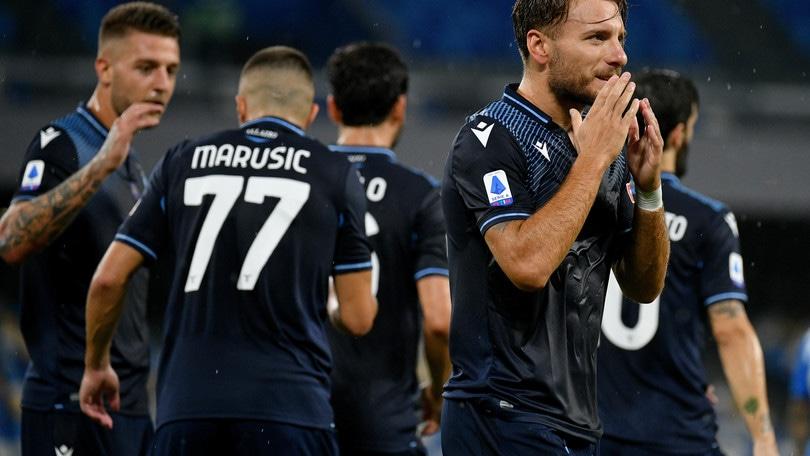 Il secondo posto è dell'Inter. Immobile eguaglia Higuain VIDEO