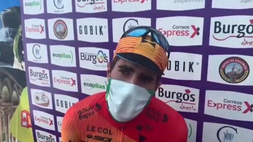 "Vuelta a Burgos, Landa: ""Soddisfatto del 2° posto. Su Evenepoel al Giro..."""