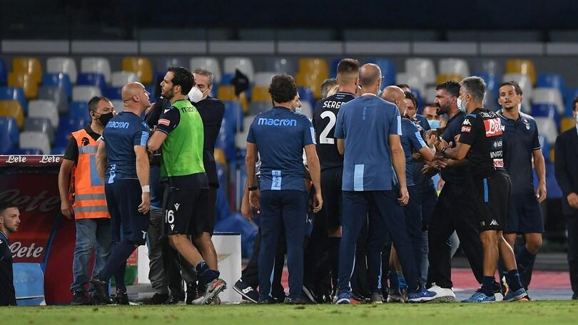 Napoli-Lazio, ecco la frase che ha fatto infuriare Gattuso: il retroscena