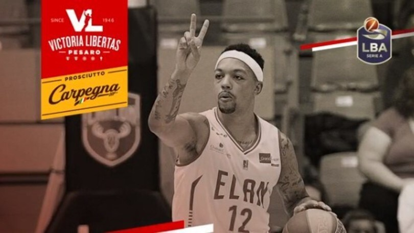 Basket Pesaro, ufficiale Justin Robinson