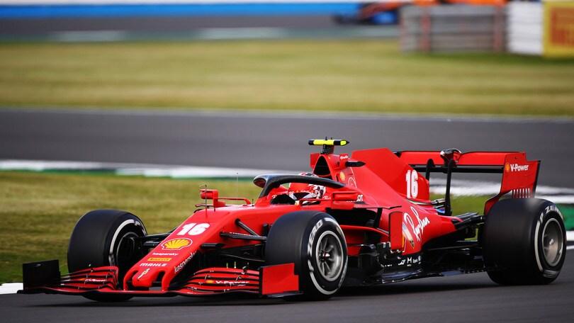 GP Gran Bretagna: Leclerc, podio miracoloso. Hamilton vince su tre ruote