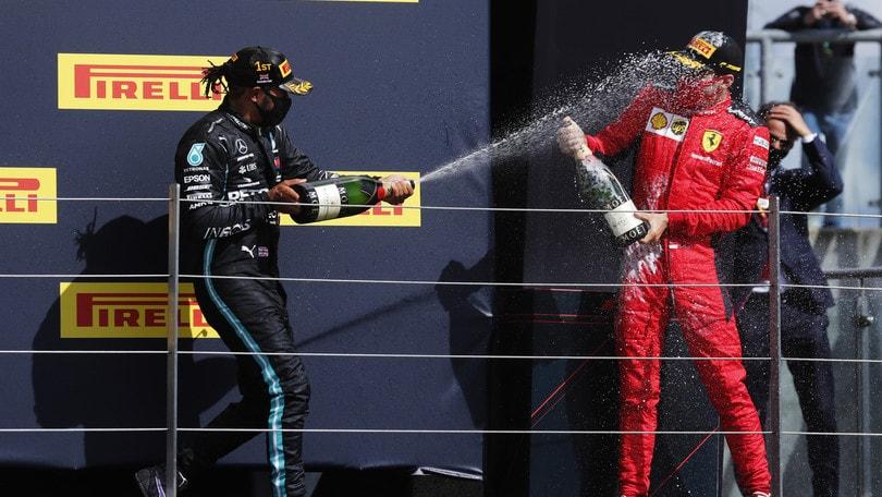 GP Gran Bretagna, Leclerc: