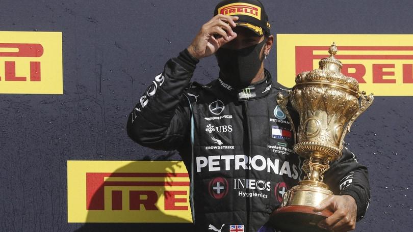 GP Gran Bretagna, Hamilton: