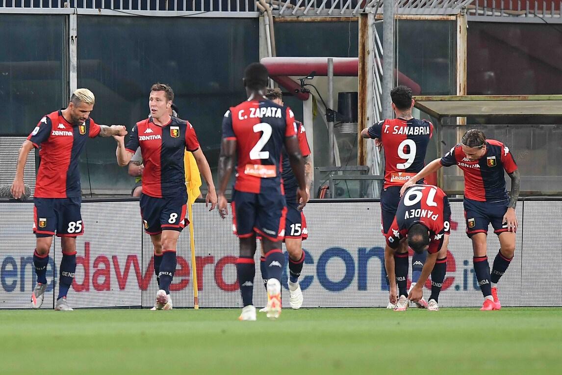 Il Genoa schianta il Verona: Sanabria show per la salvezza