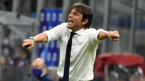 """Conte furioso: """"Non ho chiesto alla Juve se cacciano Sarri"""""""