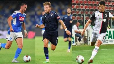Serie A, la Top 11 del campionato: 4 sono della Juve