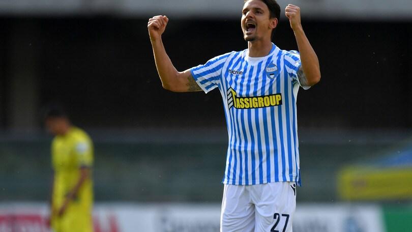 Felipe saluta la Spal: