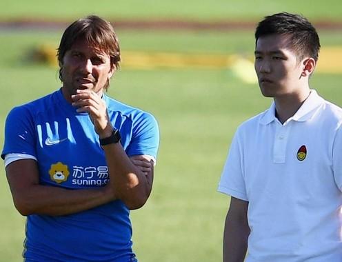 Inter, colloquio tra Zhang e Conte dopo la bufera: ecco cosa si sono detti