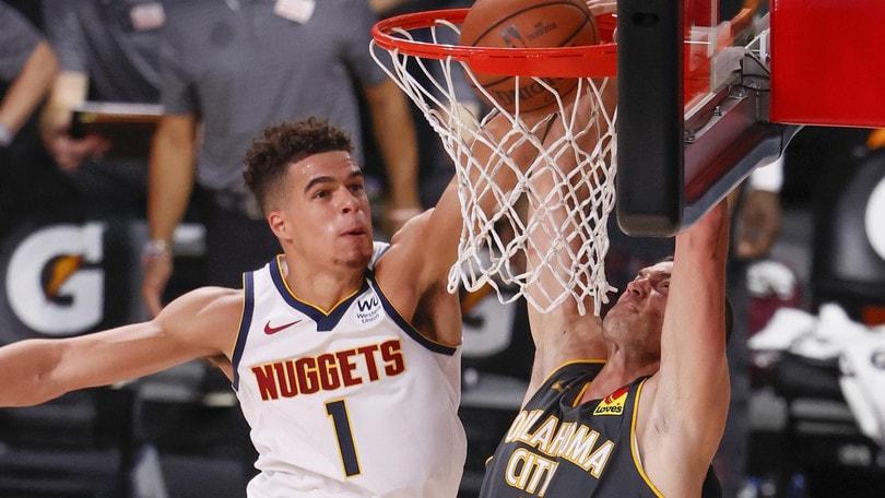 Nba, Lakers primi a Ovest. Gallinari show, ma non basta ai Thunder