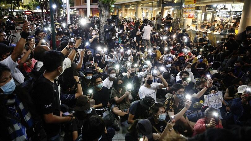 Thailandia, manifestanti si ispirano a Harry Potter
