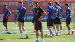 Atletico Madrid, Simeone suona la carica in vista della Champions