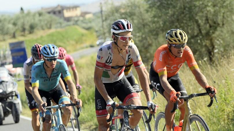 Tirreno-Adriatico, si parte il 7 settembre: otto tappe in programma