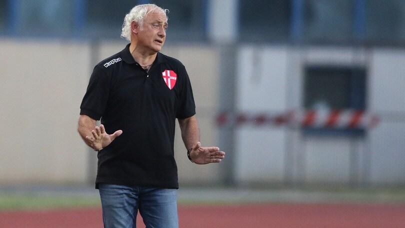 Padova, ufficiale: Mandorlini prolunga fino al 2021
