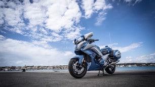 Yamaha FJR1300AE Polizia - le immagini
