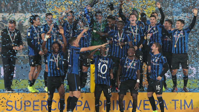 Primavera, scudetto all'Atalanta. Retrocede il Napoli, sale il Milan