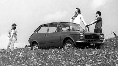 Fiat 127: ecco le foto