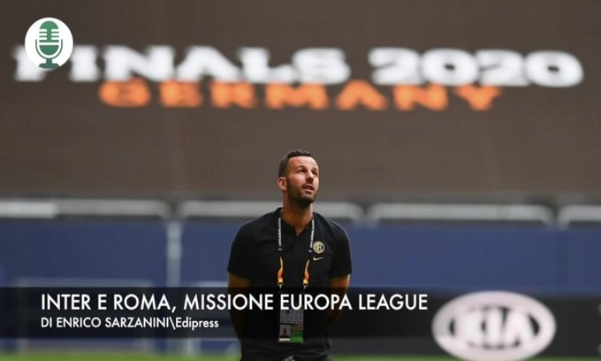 Inter e Roma, missione Europa League