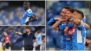 Barcellona-Napoli, la formazione di Gattuso