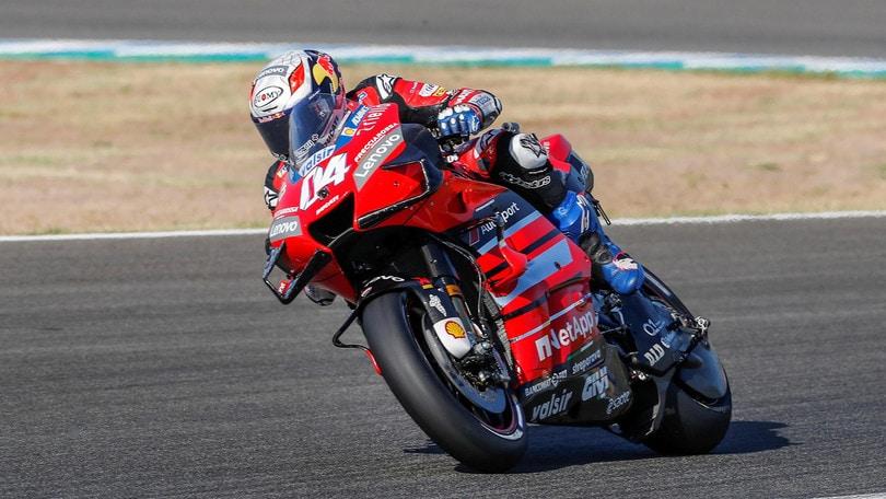 """MotoGp, Dovizioso: """"A Brno con grandi aspettative"""""""