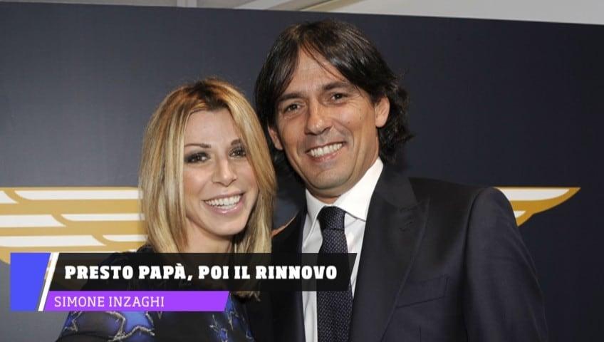 Lazio, la calda estate di Inzaghi: presto papà, poi il rinnovo