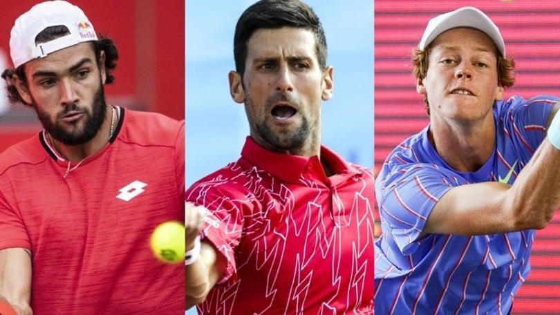 Tennis, i partecipanti allo Us Open: 11 italiani in lista, c'è Djokovic