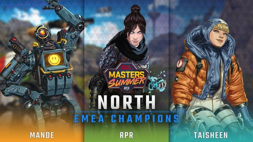 Il team North vince il GLL Masters Summer EMEA