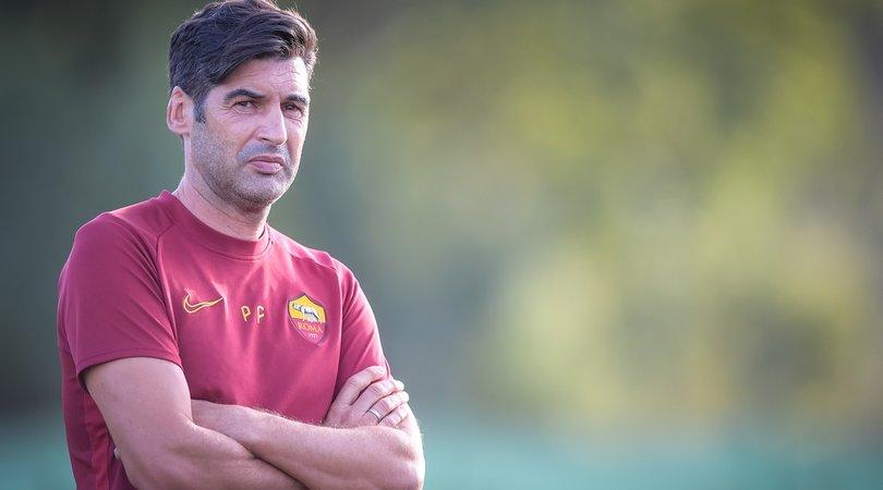 """Fonseca: """"Zaniolo titolare, dubbio Pellegrini. Non pensiamo alla cessione della Roma"""""""